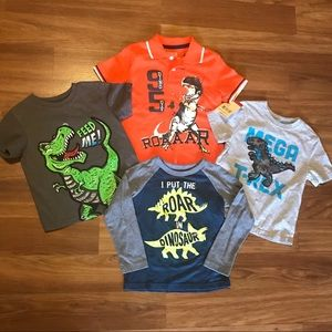 🦖🦕 Bundle of Awesome Dinosaur Shirts!